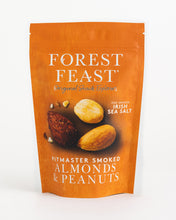 Load image into Gallery viewer, Forest Feast - Slow Roasted Sea Salt Pitmaster Smoked Almonds & Peanuts
