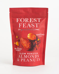 Forest Feast - Slow Roasted Serrano Chilli Almonds & Peanuts