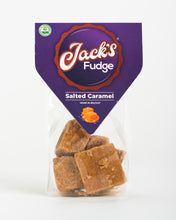 Load image into Gallery viewer, Jacks Fudge - Salted Caramel Fudge