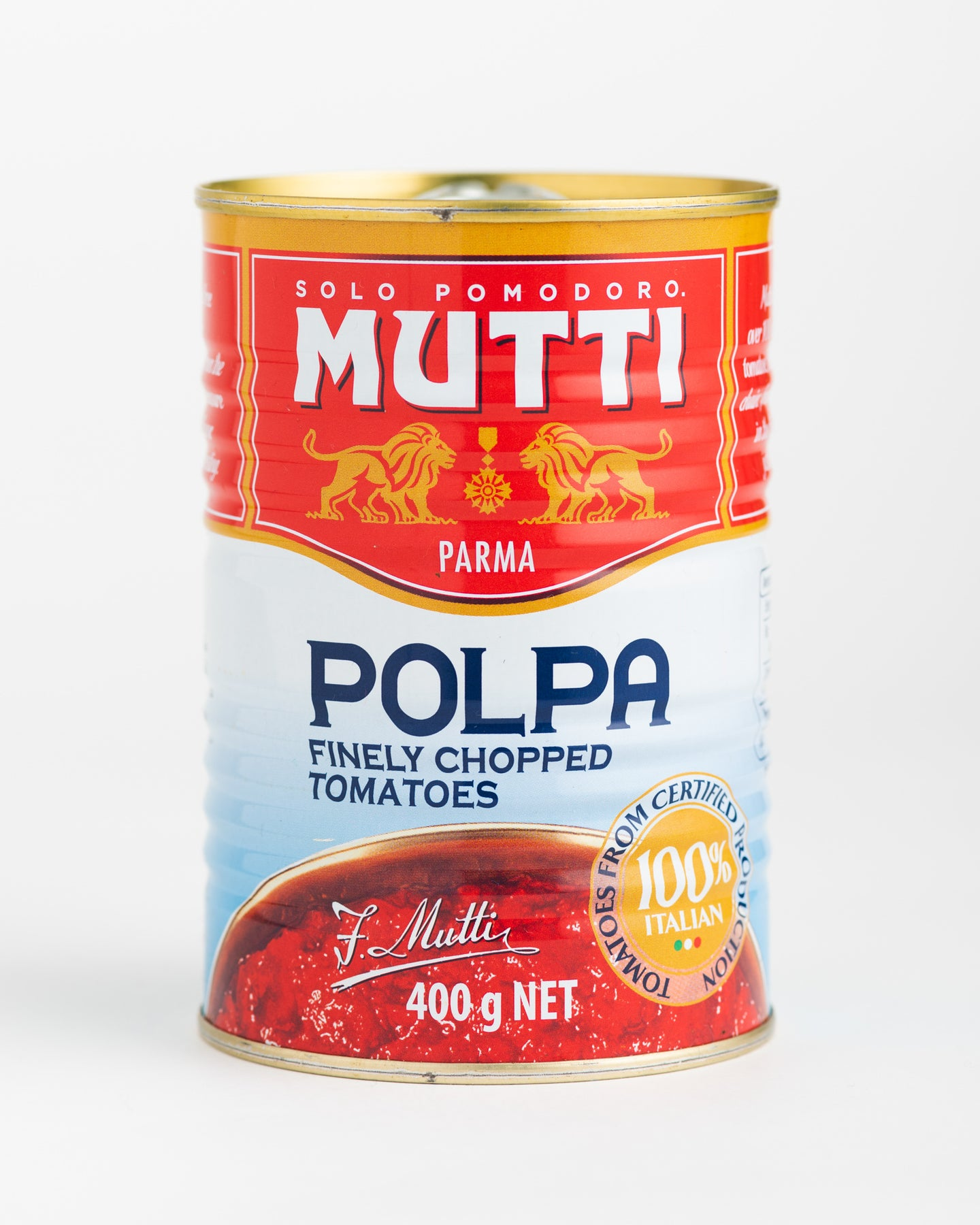 Mutti - Polpa Finely Chopped Tomatoes