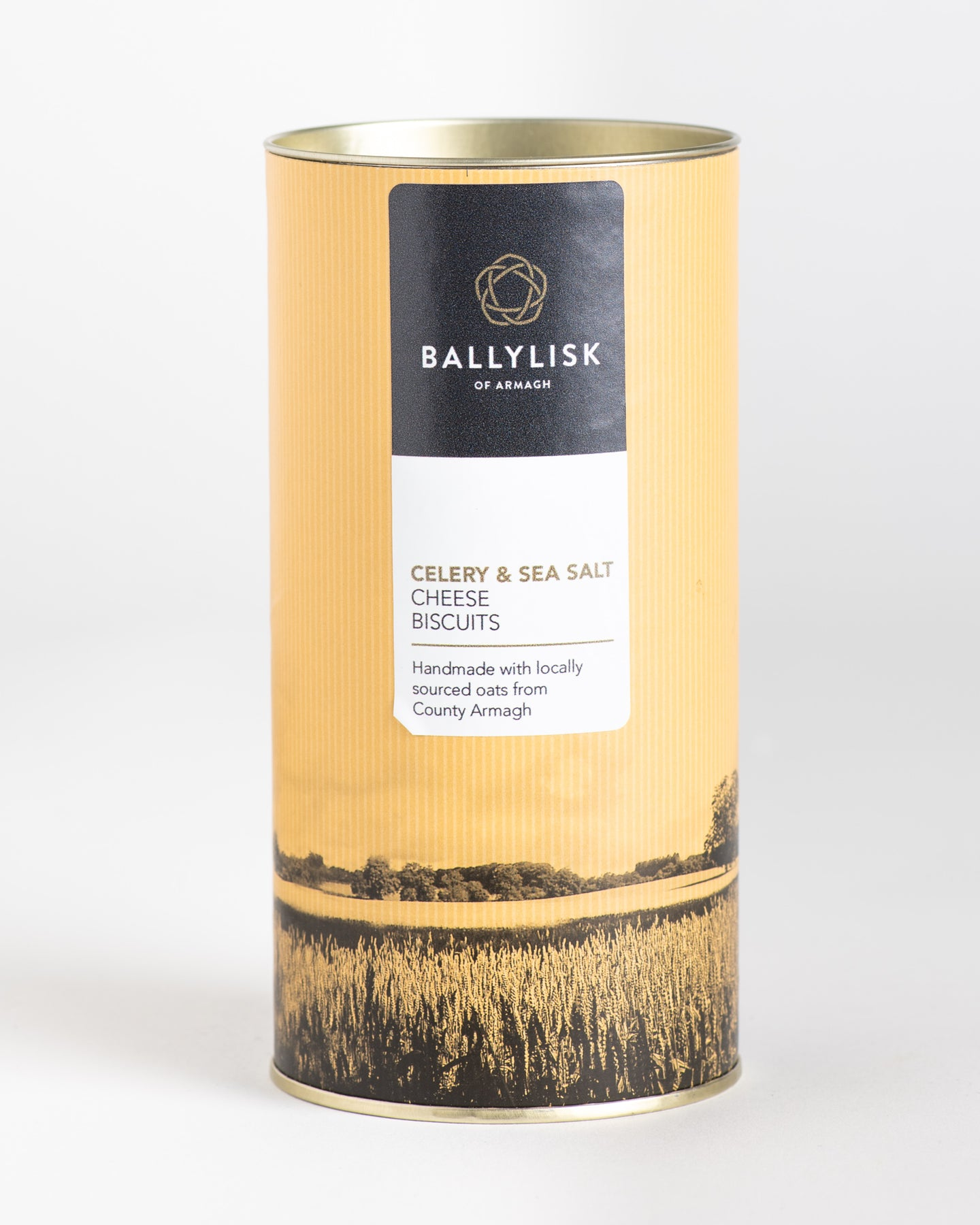 Ballylisk - Celery & Sea Salt Cheese Biscuits
