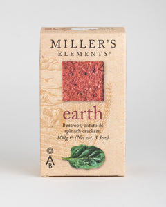 Artisan Biscuits - Miller's Elements - Earth