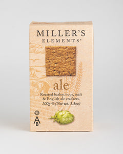 Artisan Biscuits - Miller's Elements - Ale