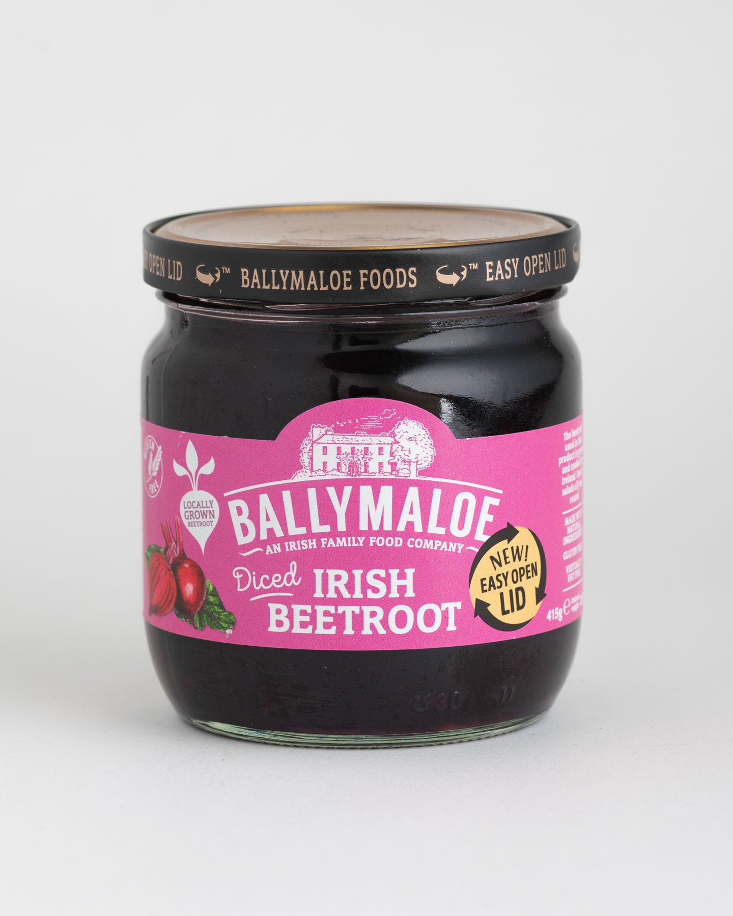 Ballymaloe - Diced Irish Beetroot