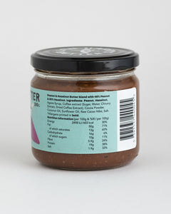 Harry's Nut Butter - Coco Buzz