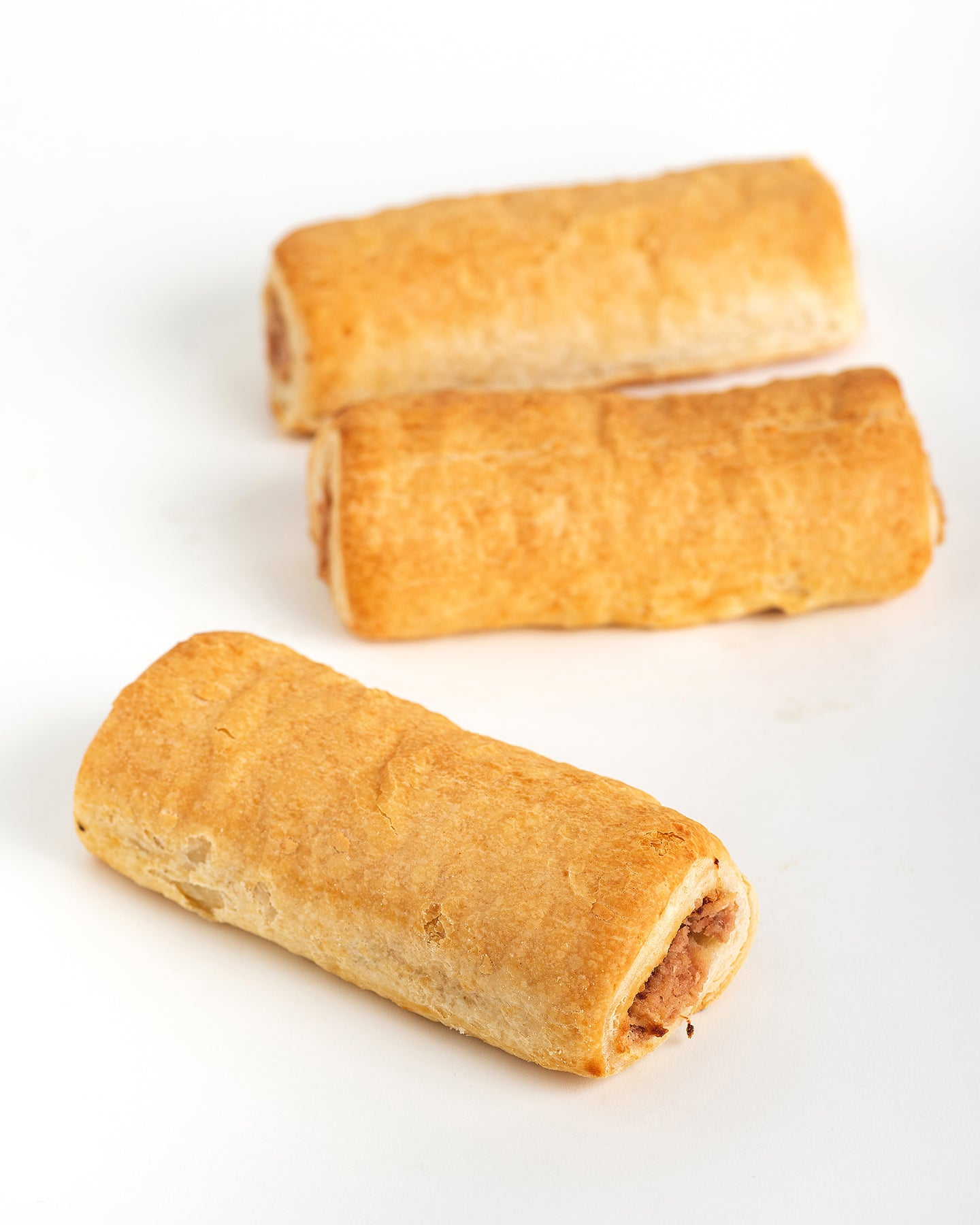 Beef Sausage Rolls (3 pack)