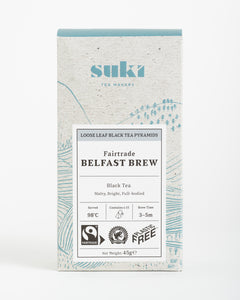 Suki Tea - Fairtrade Belfast Brew
