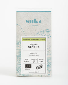 Suki Tea - Green Tea Sencha