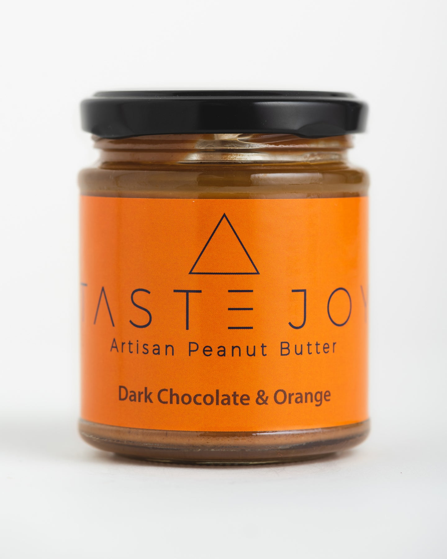 Taste Joy - Dark Chocolate & Orange, Artisan Peanut Butter