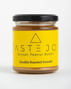 Taste Joy - Double Roasted Smooth, Artisan Peanut Butter