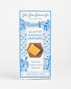 The Fine Cheese Co. - All Butter Wholemeal Crackers