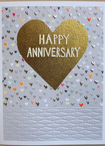 Anniversary - Happy Anniversary card