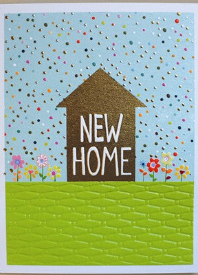 Occasion - New Home card