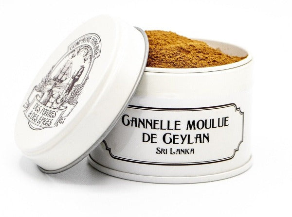 Cannelle de Ceylan Moulue cofrapep
