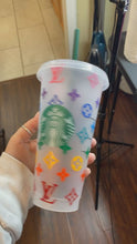 Load and play video in Gallery viewer, Starbucks Cups