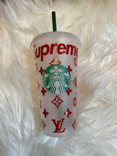 Load image into Gallery viewer, Supreme LV Starbucks Cup
