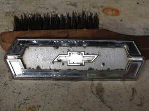 1969-70 Chevrolet(Chevy) El Camino Tailgate Emblem