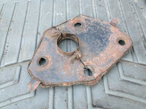 1970 Impala,  Caprice -Steering column floor mount brace seal