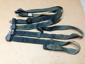 1973-74 Nova, Chevelle shoulder harness, seat belt, latches, buckles