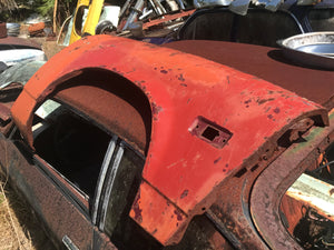 1974 Chevrolet (Chevy) Vega Righthand Fender