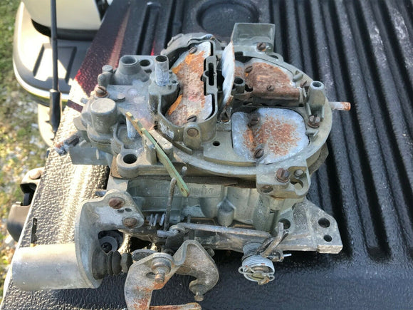 1979 Chevy -Quadrajet 4 bbl Carburetor