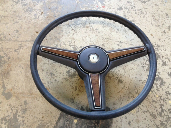 1978-87 Pontiac, Bonneville Catalina Grand Prix Lemans-Steering Wheel, Horn Button