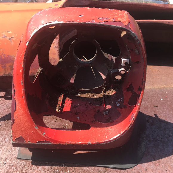 1974 Chevrolet (Chevy) Vega Lefthand Headlight capsule with rubber gasket