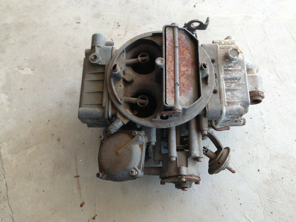 Pontiac Holley -650 CFM 4bbl Carburetor