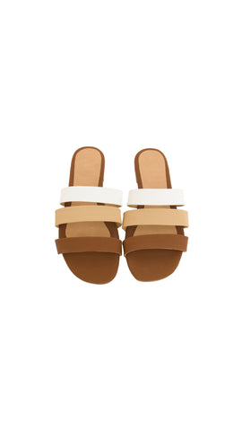 MULTINATURAL SANDAL