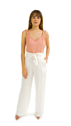 PANTALON ROYAL BLANCO