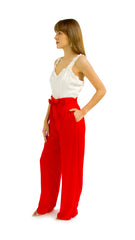 PANTALON SOFTY ROJO