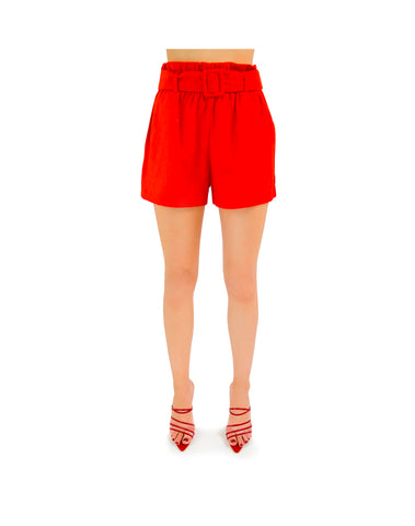 SHORT HOPE ROJO CANDY