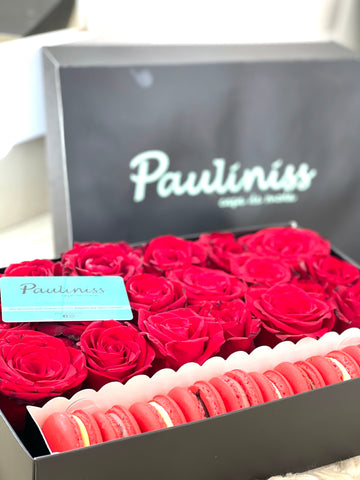 Valentines Box + Gift Card $500.