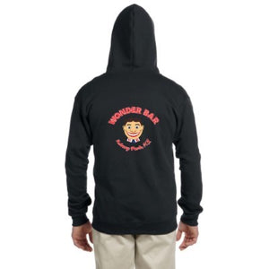 Wonder Bar Zip Hoody