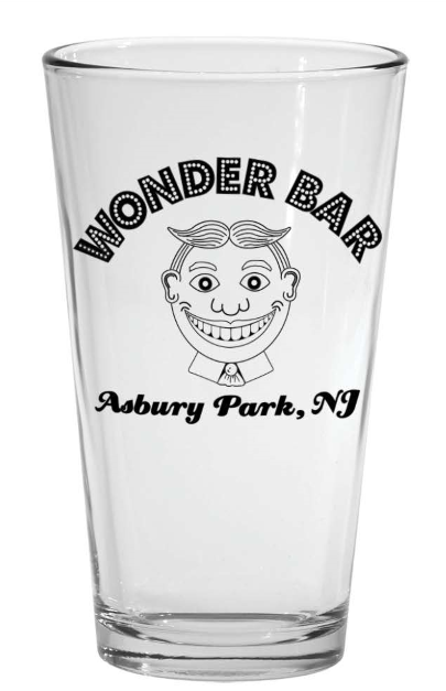 Wonder Bar Pilsner Glass
