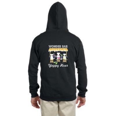 Yappy Hour Zip Hoody