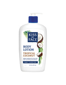 Tropical Coconut Body Lotion