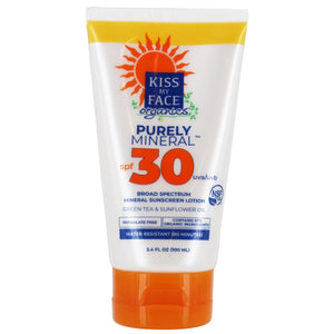 ORGANICS™ Purely Mineral Sunscreen Lotion 30 SPF - Kiss My Face