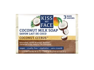 Coconut Milk Bar Soap - Kiss My Face