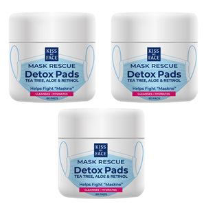 Mask Rescue Detox Pads