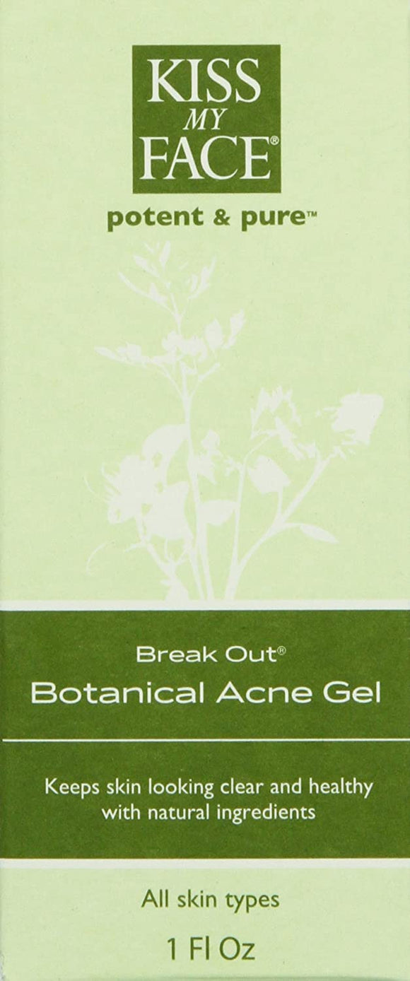 Break Out Botanical Acne Gel - Kiss My Face