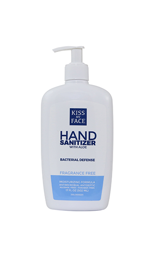 Moisturizing Hand Sanitizer with Aloe
