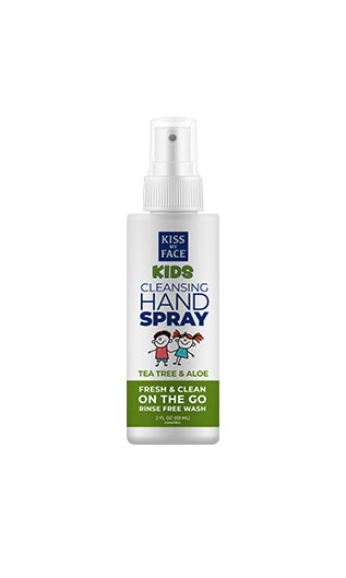 Kids Cleansing Hand Spray