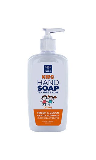 Kids Citrus Hand Soap