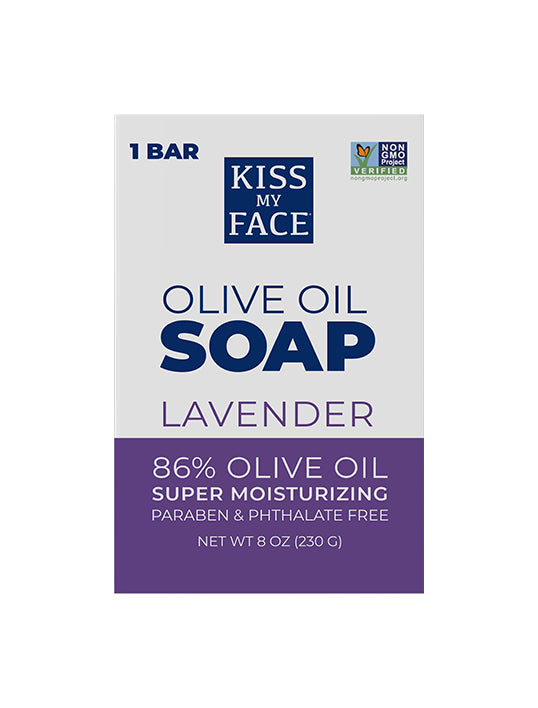 Olive & Lavender Bar Soap