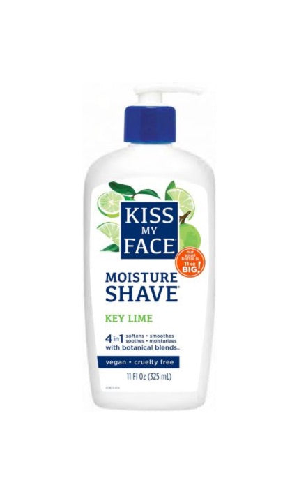 Key Lime Moisture Shave - Kiss My Face