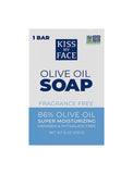 Pure Olive Oil Bar Soap