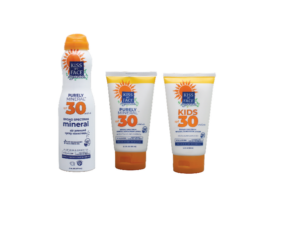 Organics™ Sun Care Bundle