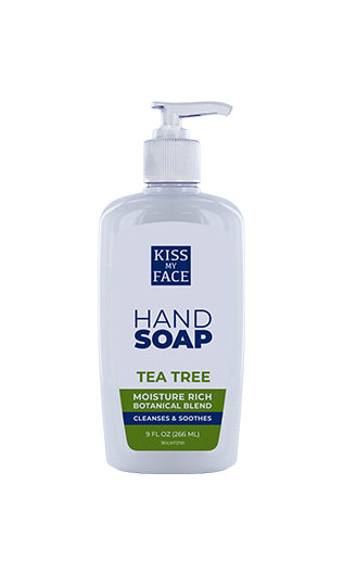 Tea Tree Moisture Hand Soap