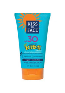 Kids Mineral Lotion SPF 30 - Kiss My Face